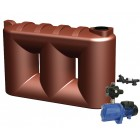 2100L Lowline & Pump for Double Storey