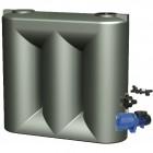 3000L Short Slimline Tank & Pump for Double Storey