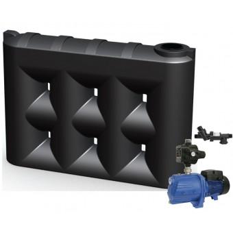 3000L Slimline & Pump for Double Storey