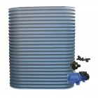 1500L Slimline Tank & Pump for Double Storey