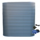 4000L Slimline Tank & Pump for Double Storey
