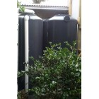 Urban Poly 2000L Round Squat Water Tank