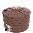 22,500L Round Tank & Pump To Double Storey