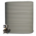 2000L Super Slimline Tank & Pump for Large Garden