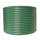 Colorbond Aquaplate 1,000LT Squat Steel Water Tank