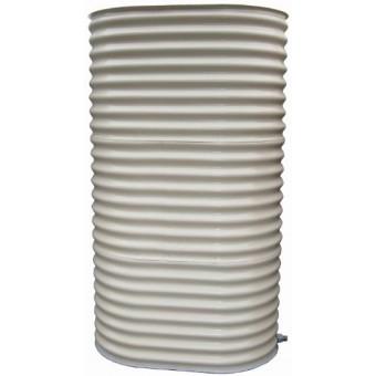 Colorbond Aquaplate 1,000L Slimline Steel Water Tank