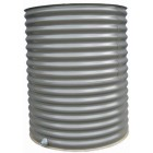 Colorbond Aquaplate 1,300LT Squat Steel Water Tank