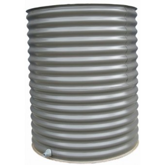 Colorbond Aquaplate 1,300LT Steel Water Tank