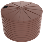 Bushmans 38,000L Round Water Tank