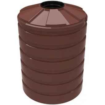 Bushmans 1500L Round Water Tank