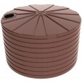 Bushmans 22,500L Round Water Tank