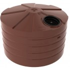 Bushmans 4200L Round Squat Water Tank