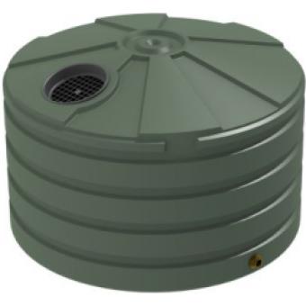 Bushmans 2,450L Round Water Tank