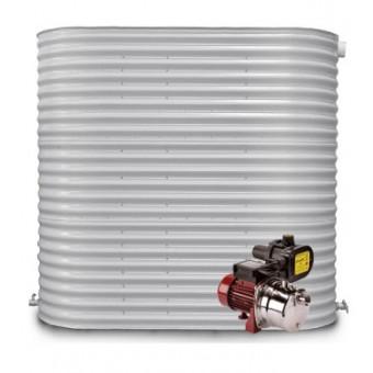 3000L Super Slimline Tank & Pump for Small Garden