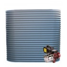 5000L Slimline Tank & Pump for Small Garden
