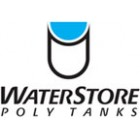 WaterStore 2000L Round Rain Water Tank