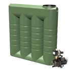 1200L Slimline & Pump for Large garden