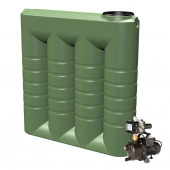 1200L Slimline & Pump for Large garden