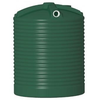 Polymaster 1,600L Round Rainwater Tank