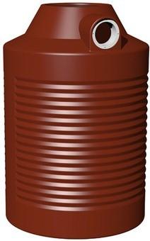 Polymaster 200L Round Rainwater Tank