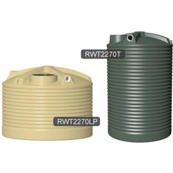 Polymaster 2,270L Tall Rainwater Tank