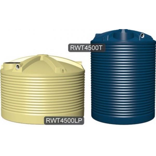 Polymaster 4,500L Squat Rainwater Tank