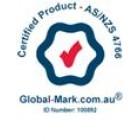 Pro Plastics 2100L Modular Slimline Water Tank