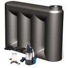 2000L Super Slimline & Submersible Pump