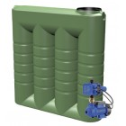 1200L Slimline & Pump for Small garden