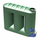 4000L Slimline Tank & Pump for Small garden