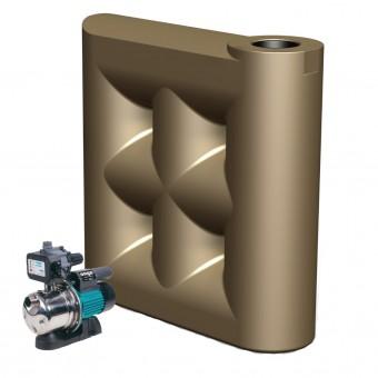 2000L Shortbase Slimline & Large Garden Pump