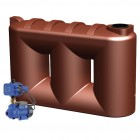 2100L Lowline Tank & Pump for Small garden